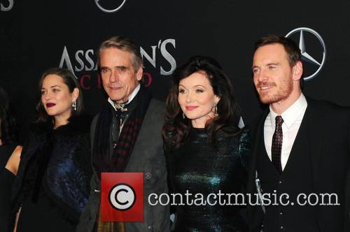 Michael Fassbender, Jeremy Irons and Michael K. Williams 7