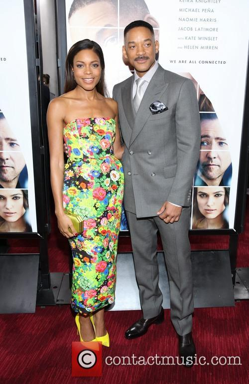 Naomie Harris and Will Smith 10