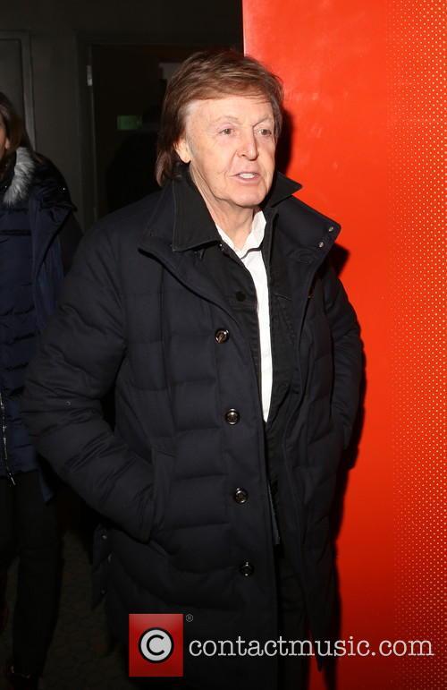 Sir Paul Mccartney 2