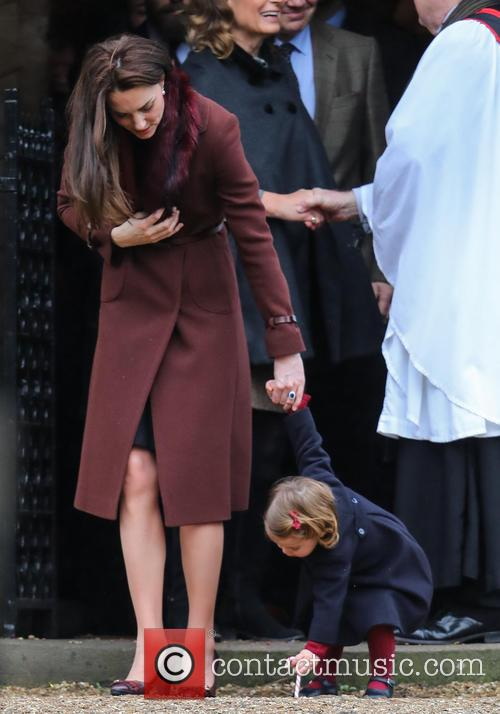 Catherine Duchess Of Cambridge, Kate Middleton and Princess Charlotte 6