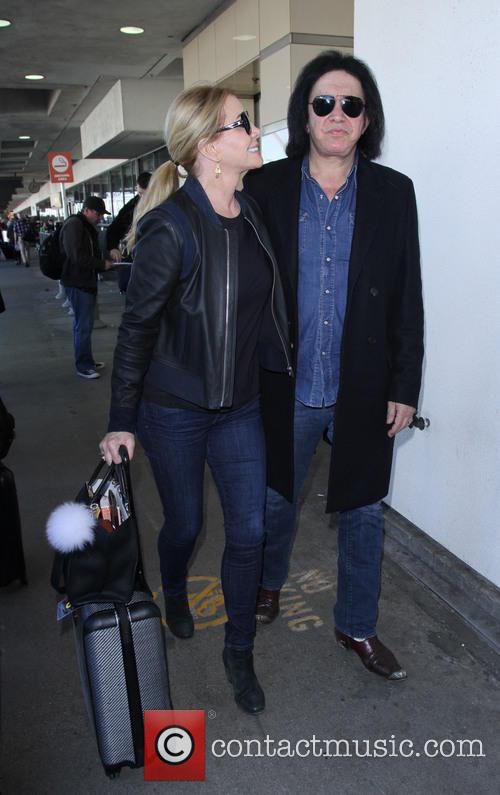 Shannon Tweed and Gene Simmons 5