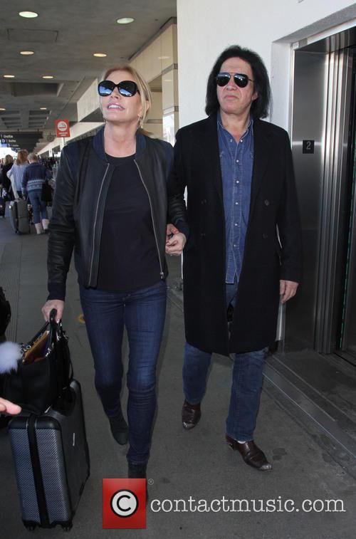 Shannon Tweed and Gene Simmons 6