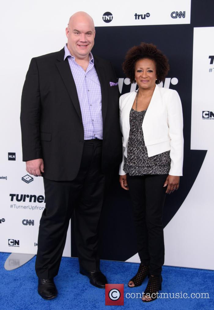 Wanda Sykes and Guy Branum