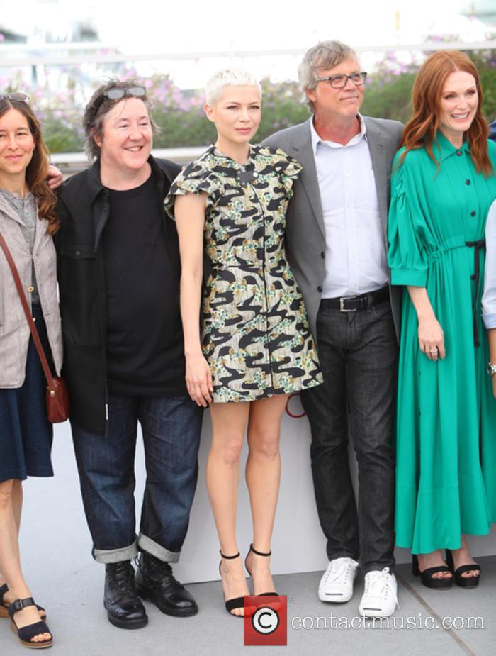 Michelle Williams, Todd Haynes and Julianne Moore