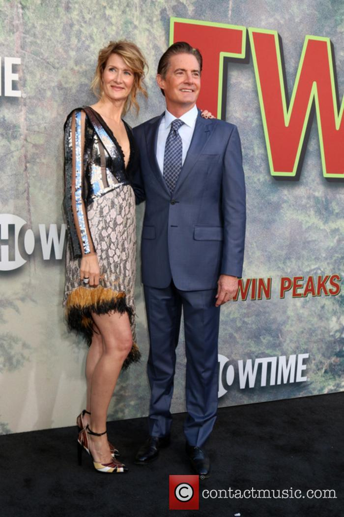 Laura Dern and Kyle Maclachlan