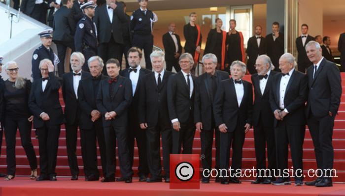 David Lynch, Michael Haneke, Claude Lelouch, Roman Polanski and Jan