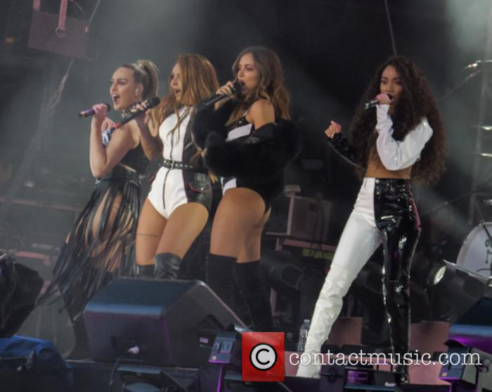 Little Mix, Perrie Edwards, Jesy Nelson, Leigh-ann Pinnock and Jade Thirlwall 2