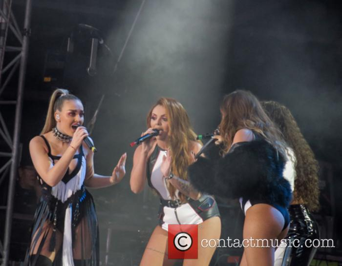 Little Mix, Perrie Edwards, Jesy Nelson, Leigh Anne Pinnock and Jade Thirlwall 5