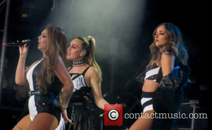 Little Mix, Perrie Edwards, Jesy Nelson and Jade Thirlwall 7