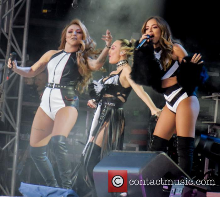 Little Mix, Perrie Edwards, Jesy Nelson and Jade Thirlwall 6