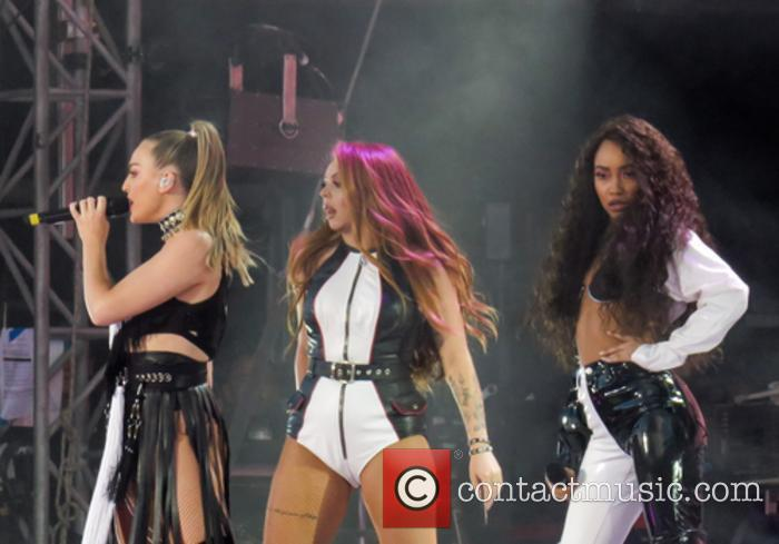 Little Mix, Perrie Edwards, Jesy Nelson and Leigh Anne Pinnock 8