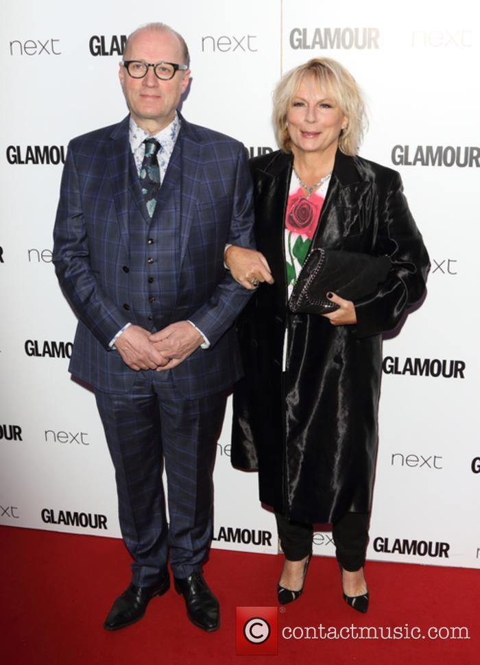 Adrian Edmondson and Jennifer Saunders