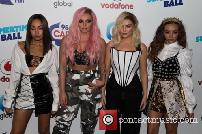 Little Mix, Jade Thirlwall, Perrie Edwards, Leigh-anne Pinnock and Jesy Nelson 5