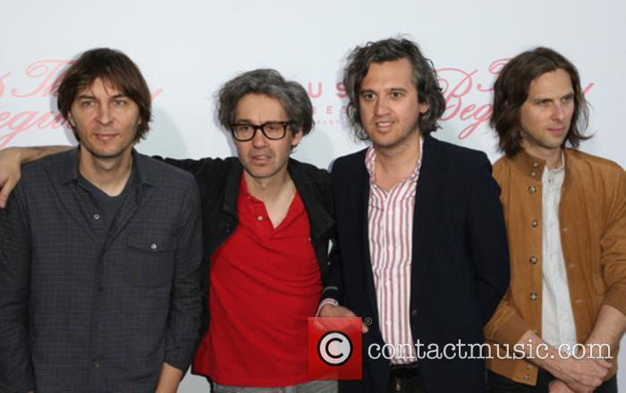 Phoenix, Thomas Mars, Laurent Brancowitz and Christian Mazzalai 3