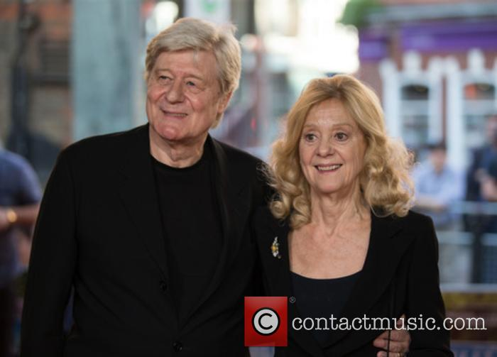 Martin Jarvis and Rosalind Ayres 1