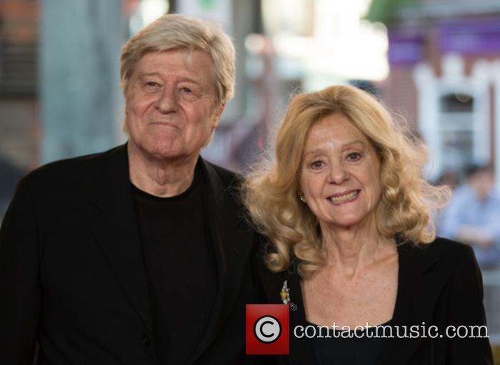 Martin Jarvis and Rosalind Ayres 2