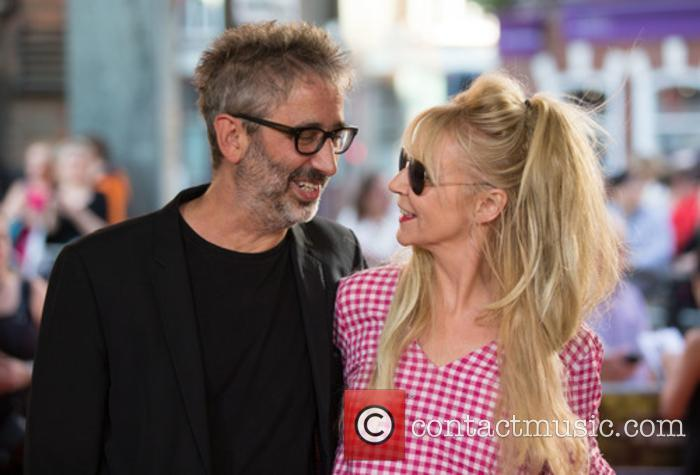 David Baddiel and Morwenna Banks 2