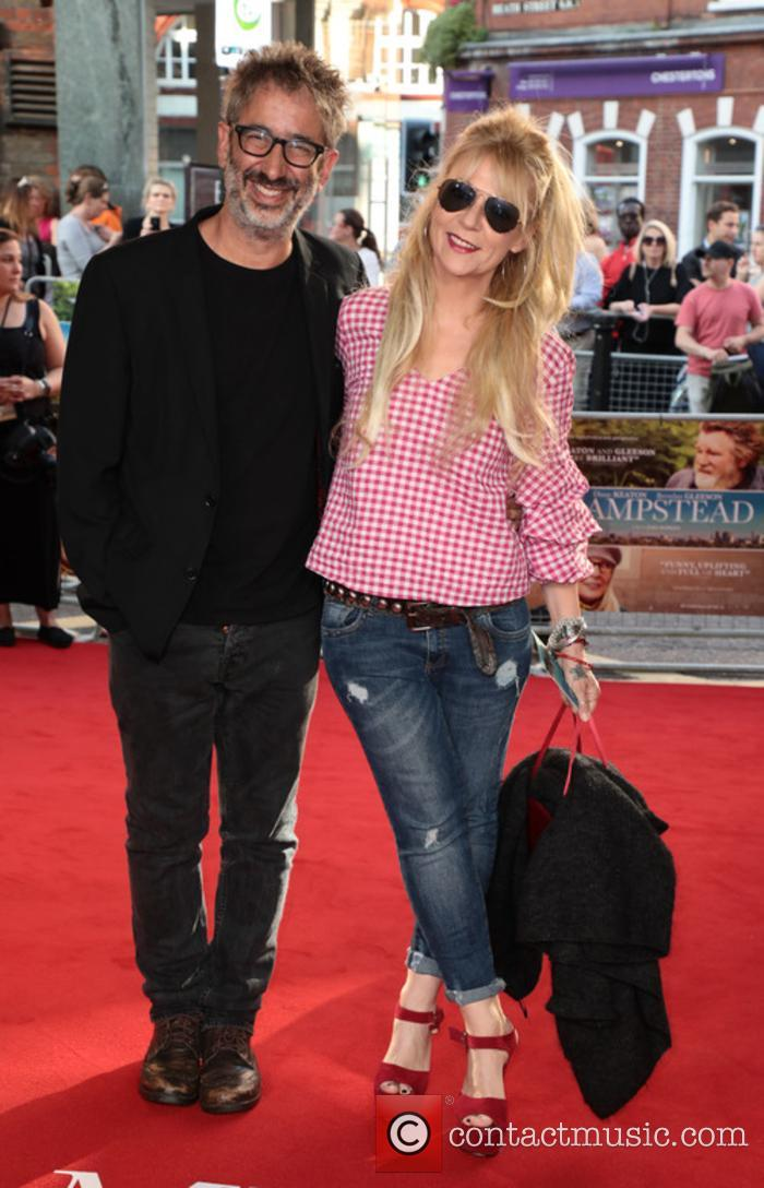 David Baddiel and Morwenna Banks 4