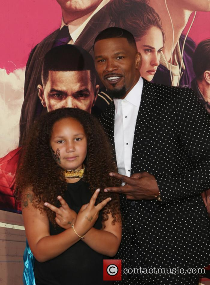 Jaime Foxx and Annalise Bishop 11