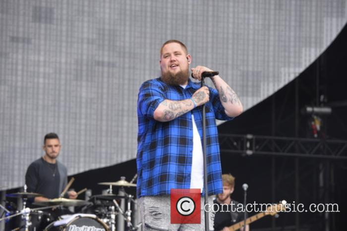 Rag'n'bone Man and Rory Charles Graham