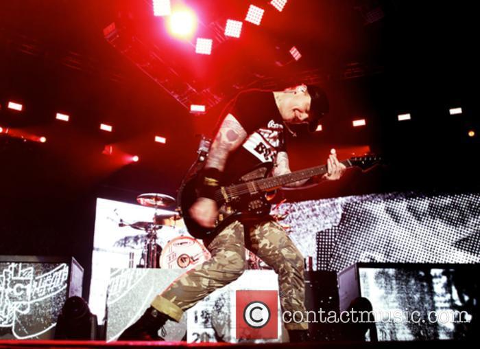Blink 182 and Matt Skiba