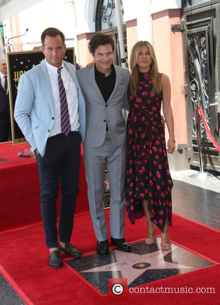 Will Arnett, Jason Bateman and Jennifer Aniston 1