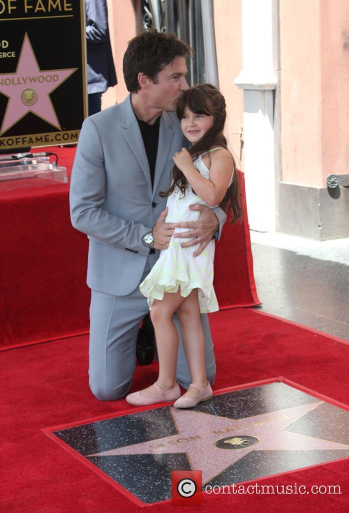Jason Bateman and Maple Sylvie Bateman 3