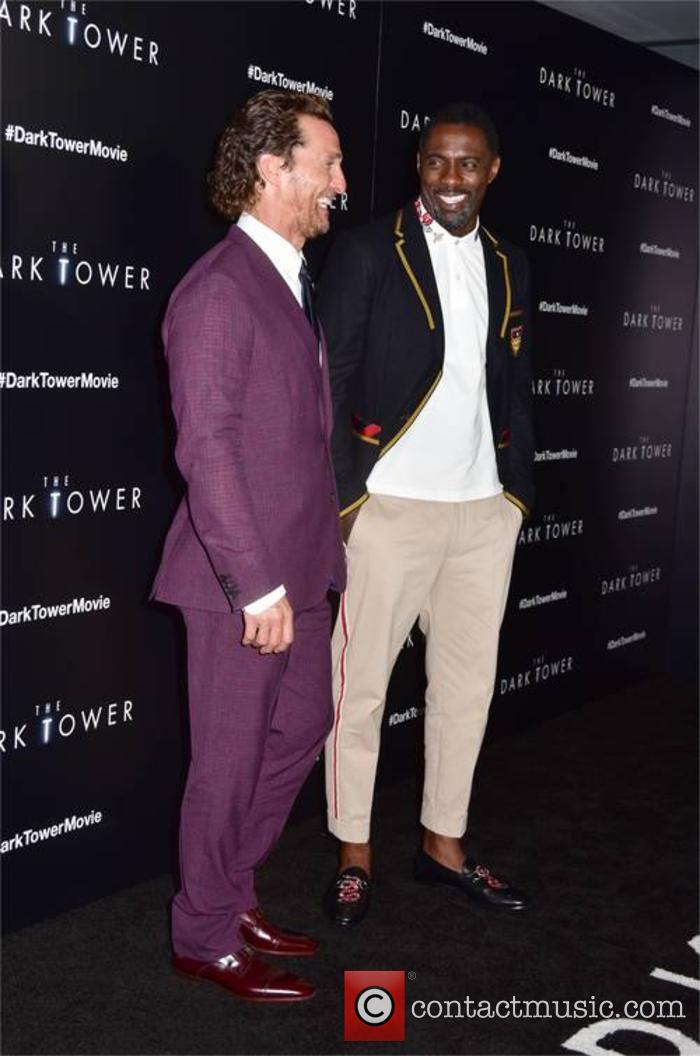 Matthew Mcconaughey and Idris Elba 5