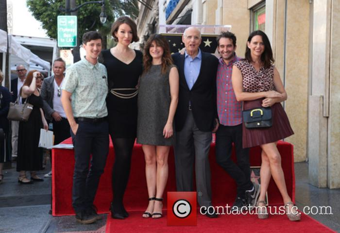 Rhys Ernst, Our Lady J, Kathryn Hahn, Jeffrey Tambor, Jay Duplass and Amy Landecker 1