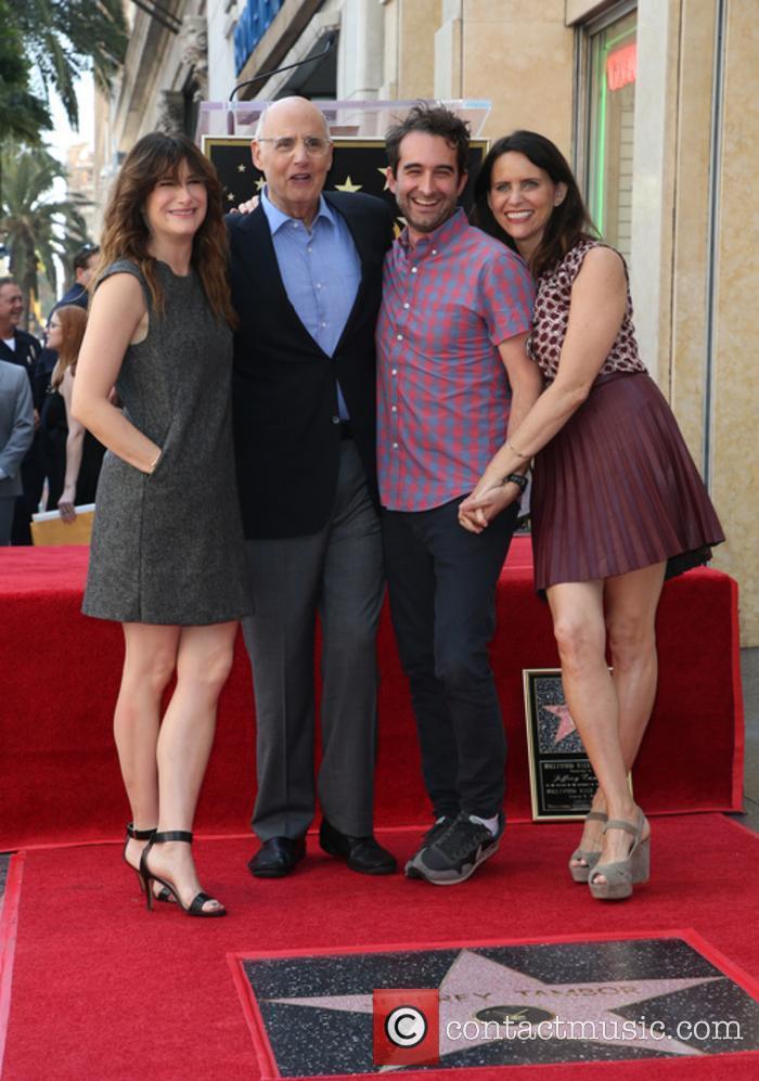 Kathryn Hahn, Jeffrey Tambor, Jay Duplass and Amy Landecker
