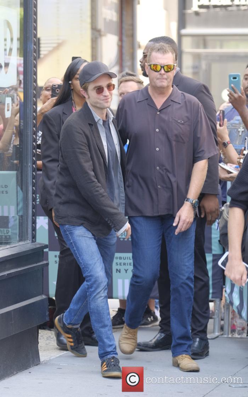 Robert Pattinson and Robert Pattison 1