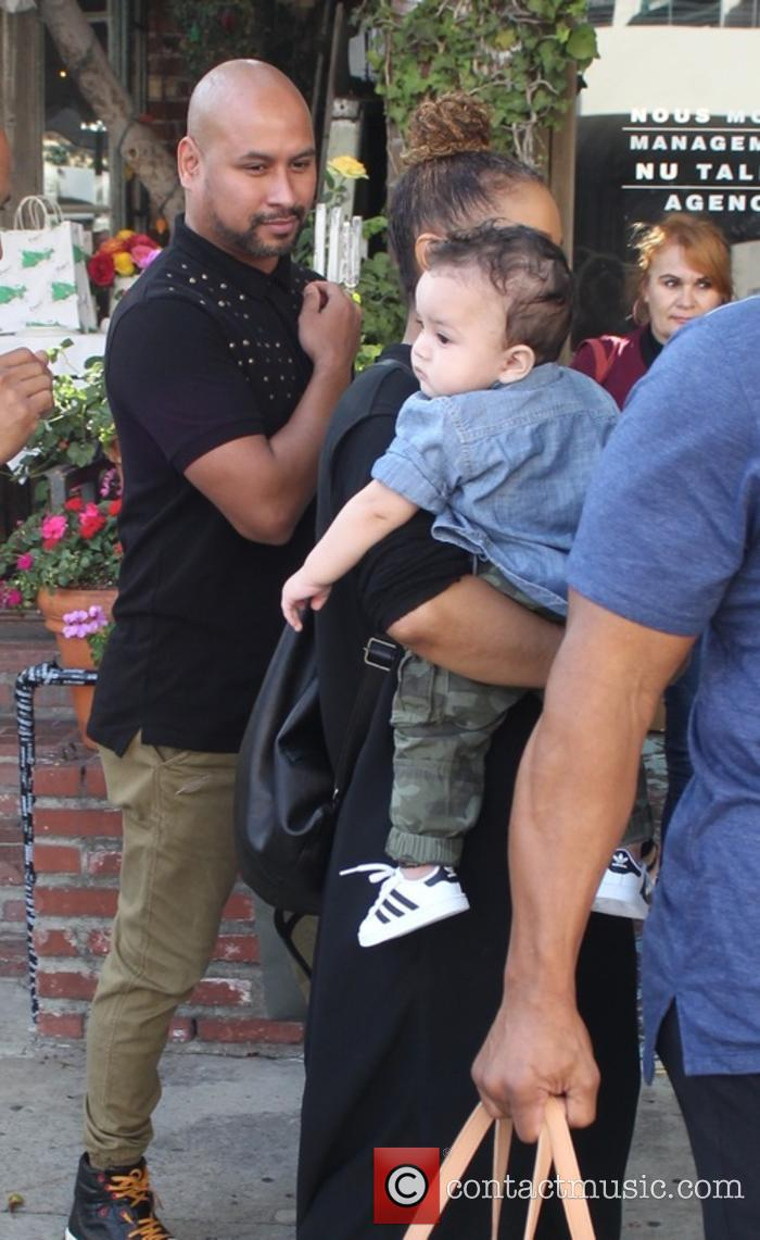 Janet Jackson, Eissa Al Mana and Preston Meneses 5