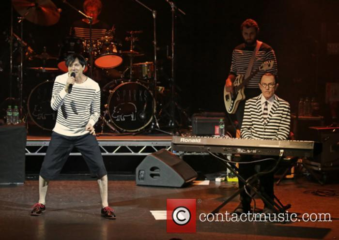 Sparks and Russell Mael 9