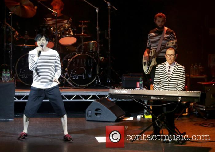 Sparks, Russell Mael and Ron Mael 11