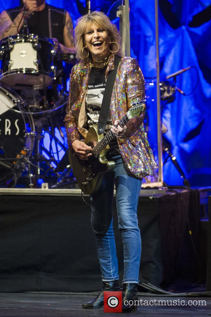 The Pretenders and Chrissie Hynde 5