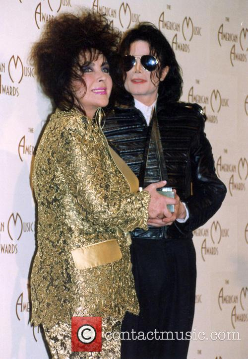 Michael Jackson, Elizabeth Taylor and American Music Awards