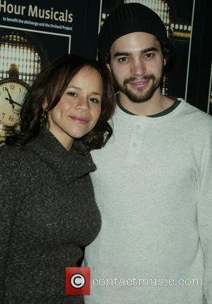 Rosie Perez and Ramon Rodriguez