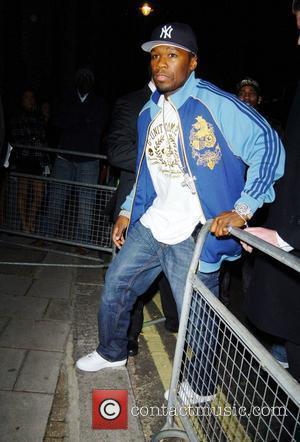 50 Cent Blasts Def Jam For 'Rigging Sales'