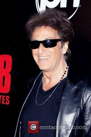 Pacino Picks Up Lifetime Achievement Honour