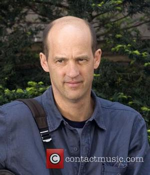 Anthony Edwards filming on the Set of 'motherhood' in Greenwich Village  New York City, USA - 05.06.08