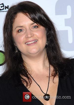Ruth Jones The Broadcasting Press Guild Awards lunch is at the Theatre Royal Drury Lane - Arrivals London, England -...