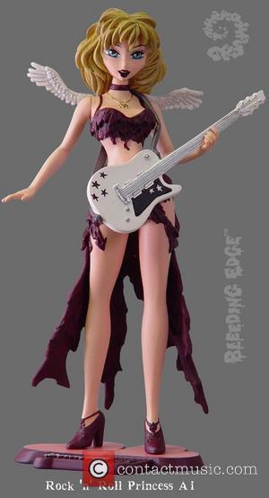 WENN PICTURE CAPTION 12 MAY 2005 ---------------------------------------------------------------------- LOVE'S MANGA CHARACTER BECOMES A DOLL ----------------------------------------------------------------------- Rocker COURTNEY LOVE's manga character, PRINCESS...