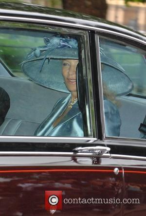 Princess Michael Of Kent Defends Prince Harry