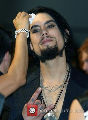 Dave Navarro Britney Spears hosts the grand opening of LAX night club at the Luxor Hotel Casino Las Vegas, Nevada...