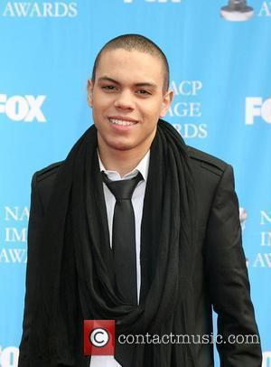 Evan Ross The 39th NAACP Image Awards held at the Shrine Auditorium - Arrivals Los Angeles, California - 14.02.08