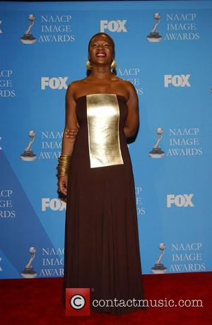 India Arie The 39th NAACP Image Awards held at the Shrine Auditorium - Press room  Los Angeles, California -...