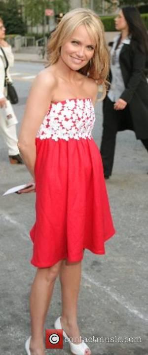 Kristin Chenoweth ABC Upfronts held at Lincoln Centre - Arrivals New York City, USA - 15.07.07