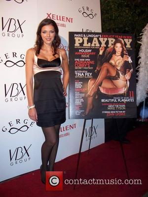 Adrianne Curry and Playboy