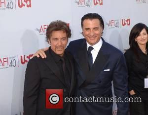 Al Pacino and Andy Garcia 35th AFI Life Achievement Award held at The Kodak Theatre - Arrivals held at The...