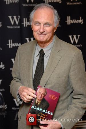 Alda Amazed By Emmy Win